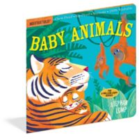 "Indestructibles: ""Baby Animals"" Book by Amy Pixton and Stephan Lomp"
