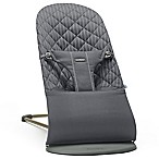 BABYBJORN® Bouncer Bliss in Grey/Pinstripe Cotton