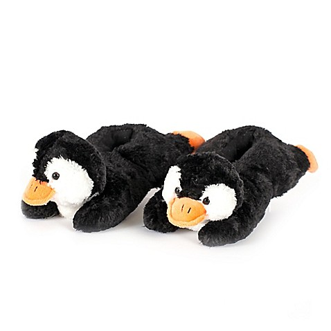 Wishpets Penguin Slippers Buybuy Baby