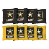 Victory Tailgate US Army Regulation Corn-Filled Cornhole Bags (Set of 8)