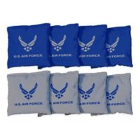 Victory Tailgate Air Force Regulation Corn-Filled Cornhole Bags (Set of 8)