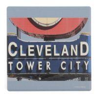 Thirstystone® Dolomite Tower City Single Coaster