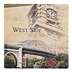 Thirstystone® Dolomite I Love Cleveland Single Coaster