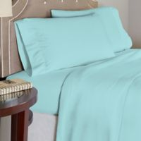 Celeste Home 190 GSM Queen Sheet Set in Turquoise