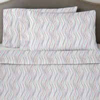 Pointehaven 170 GSM Twin Sheet Set in White
