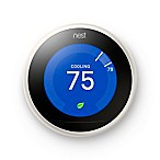 Nest Learning Third Generation Thermostat in White