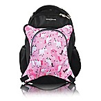 Obersee Oslo Diaper Bag Backpack with Detachable Cooler in Unicorns
