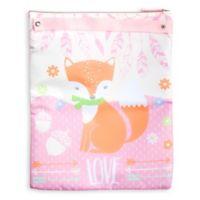 Tricoastal Kids Wildly Adorable Wet/Dry Bag in Pink