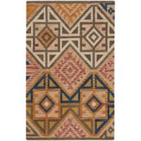Capel Rugs Shakta Dakota 9' x 12' Hand Tufted Multicolor Area Rug