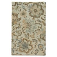 Capel Rugs Lincoln Blooming Hand Tufted 5' x 8' Multicolor Area Rug