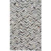 Capel Rugs Butte Arrowhead 5' x 8' Leather Area Rug