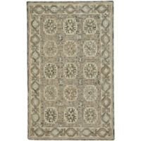 Capel Rugs Lincoln Tile 8' x 10' Area Rug in Tan