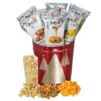 Jody's Gourmet Popcorn® Tree Gift Tin