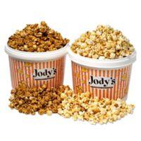Jody's Gourmet Popcorn® 2-Pack Party Tubs