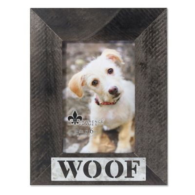Buy Woof Picture Frame from Bed Bath & Beyond