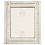 Prinz Homestead 8-Inch x 10-Inch Wood Frame in White