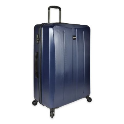 229e60be6 Buy Navy Spinner Luggage | Bed Bath & Beyond