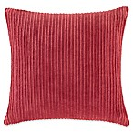 Madison Park Jackson Square Throw Pillow in Red