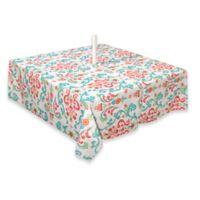 Destination Summer Odesa 60-Inch x 84-Inch Indoor/Outdoor Oblong Tablecloth w/ Umbrella Hole