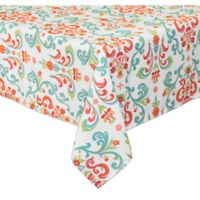 Destination Summer Odesa 60-Inch x 120-Inch Oblong Tablecloth