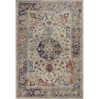 KAS Corsica Delaney 7-Foot 10-Inch x 10-Foot 10-Inch Area Rug in Ivory