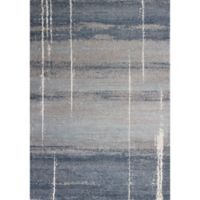 KAS Landscapes Contempo 3-Foot 3-Inch x 5-Foot 3-Inch Area Rug in Blue