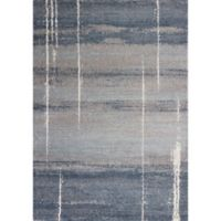 KAS Landscapes Contempo 5-Foot 3-Inch x 7-Foot 7-Inch Area Rug in Blue