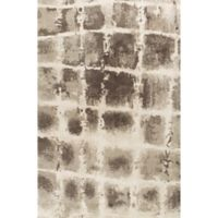 KAS Madison 5-Foot x 7-Foot 6-Inch Area Rug in Taupe/Ivory