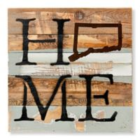 Sweet Bird & Co. Connecticut Home State Reclaimed Wood Wall Art