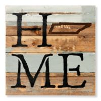 Sweet Bird & Co. Tennessee Home State Reclaimed Wood Wall Art