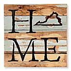 Sweet Bird & Co. Virginia Home State Reclaimed Wood Wall Art