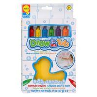 ALEX® Rub-a-Dub Draw in the Tub Bathtub Crayons (Set of 6)