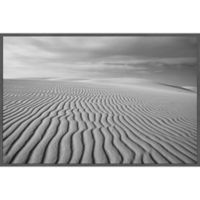 Marmont Hill Follow the Lines 30-Inch x 20-Inch Framed Wall Art