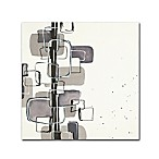 Trademark Fine Art Mind Games I 18-Inch sq. Canvas Wall Art