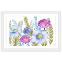 Marmont Hill Bountiful Blooms 30-Inch x 45-Inch Framed Wall Art