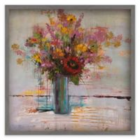 "Marmont Hill ""Luminosity I"" 18-Inch Square Canvas Wall Art"