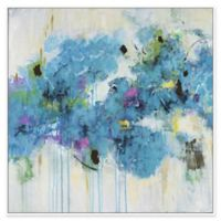 Marmont Hill Center Piece I-2 40-Inch Square Floater Frame Canvas Wall Art