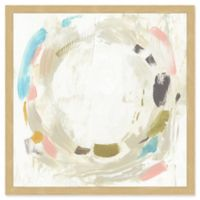 Marmont Hill Pastel Wheel II 40-Inch Square Framed Wall Art