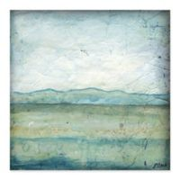 Marmont Hill Striation Series III 48-Inch Square Canvas Wall Art