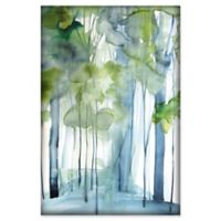 Marmont Hill New Growth 12-Inch x 18-Inch Shadowbox Wall Art