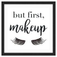 Marmont Hill Makeup First 12-Inch sq.Wall Art