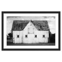 Marmont Hill Grange Blanche 45-Inch x 30-Inch Framed Wall Art