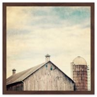 Marmont Hill The Farm 32-Inch Square Framed Wall Art
