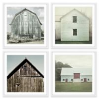 "Marmont Hill 80-Inch Square ""History Still Stands"" Quadriptych Wall Art"