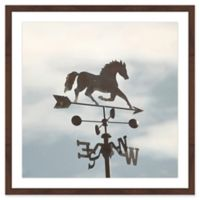 Marmont Hill Weathervane 24-Inch Square Framed Wall Art