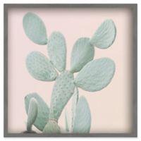 Marmont Hill Cactus Wonder 18-Inch sq. Canvas Wall Art