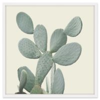 Marmont Hill I Love Cacti 32-Inch Square Framed Wall Art