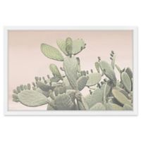 Marmont Hill Cactus Bunch 24-Inch x 16-Inch Framed Wall Art