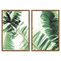 Marmont Hill Laguna Vista 2-Panel 24-Inch x 36-Inch Framed Wall Art