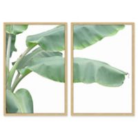 Marmont Hill Palacios 24-Inch x 18-Inch Diptych Framed Wall Art